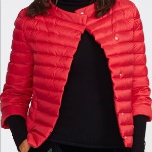 Darling red J.McLaughlin Aspen jacket. M